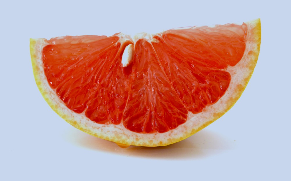 Sliced Grapefruit   Growing Grapefruit From Seed in 5 Easy Steps