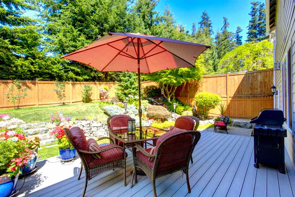 Beautiful Landscape Design Patio | 13 Must Try Backyard Landscaping Ideas For Small Spaces